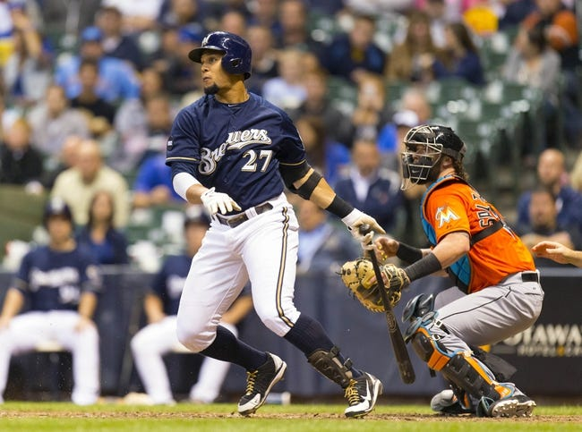 Milwaukee Brewers vs. Miami Marlins 9/11/14 MLB Pick and Odds