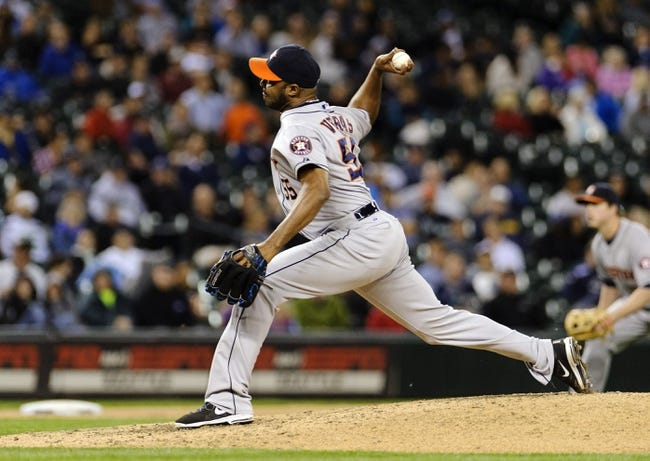 Houston Astros vs. Seattle Mariners Pick-Odds-Prediction - 9/19/14