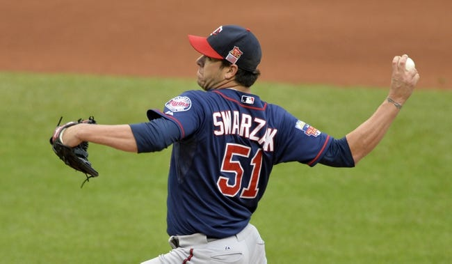 Minnesota Twins vs. Cleveland Indians Pick-Odds-Prediction - 9/21/14