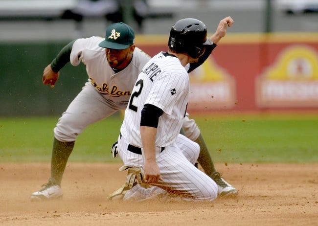 White Sox at Athletics - 5/15/15 MLB Pick, Odds, and Prediction