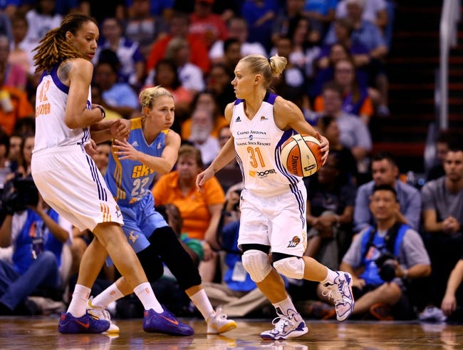 Phoenix Mercury vs. Los Angeles Sparks - 7/21/15 WNBA Pick, Odds, and Prediction