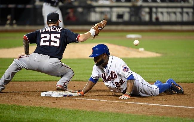 New York Mets vs. Washington Nationals MLB Pick, Odds, Prediction - 9/12/14