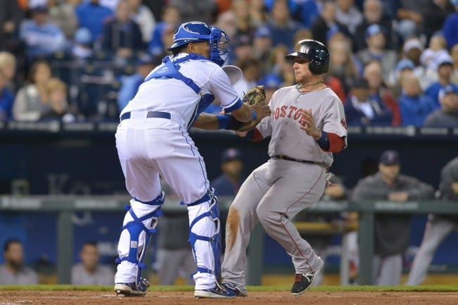 Kansas City Royals vs. Boston Red Sox MLB Pick, Odds, Prediction - 9/12/14