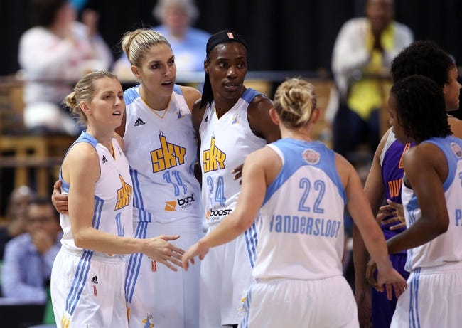 Minnesota Lynx vs. Chicago Sky - 5/18/16 WNBA Pick, Odds, and Prediction