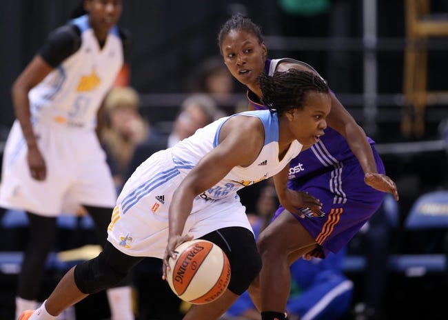Washington Mystics vs. New York Liberty - 9/18/15 Conference Semifinals Pick, Odds, and Prediction