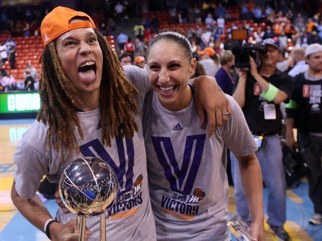 Dallas Wings vs. Phoenix Mercury - 6/18/16 WNBA Pick, Odds, and Prediction