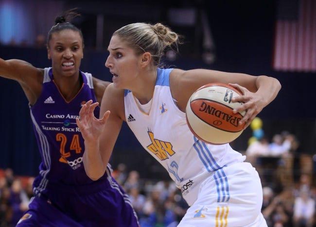 Minnesota Lynx vs. Chicago Sky - 7/10/15 WNBA Pick, Odds, and Prediction