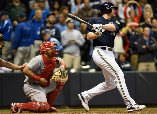 Milwaukee Brewers vs. Cincinnati Reds MLB Pick, Odds, Prediction - 9/13/14