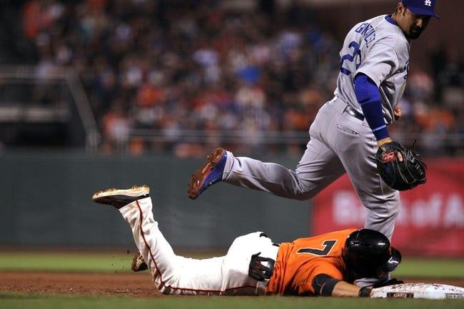 San Francisco Giants vs. Los Angeles Dodgers Pick-Odds-Prediction - 9/13/14