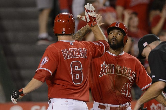Los Angeles Angels vs. Houston Astros Pick-Odds-Prediction - 9/13/14