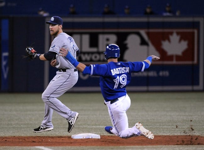 Toronto Blue Jays vs. Tampa Bay Rays MLB Pick, Odds, Prediction - 9/14/14