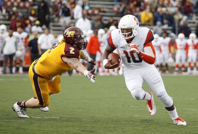 CFB | Central Michigan Chippewas (1-1) at Syracuse Orange (2-0)