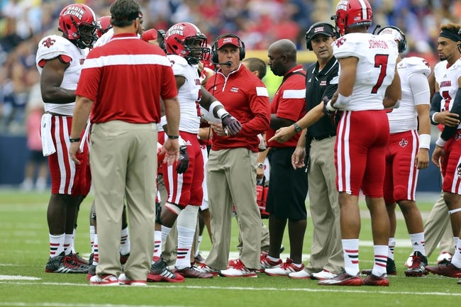 College Football Preview: The 2015 Louisiana-Lafayette Ragin' Cajuns