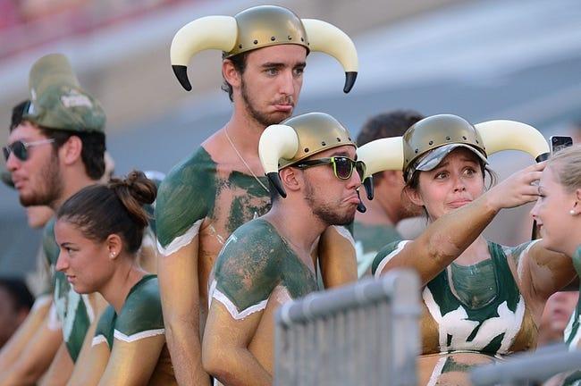 UConn Huskies at South Florida Bulls CFB Pick, Odds, Prediction - 9/19/14