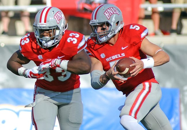 Houston Cougars vs. UNLV Rebels Pick-Odds-Prediction - 9/20/14