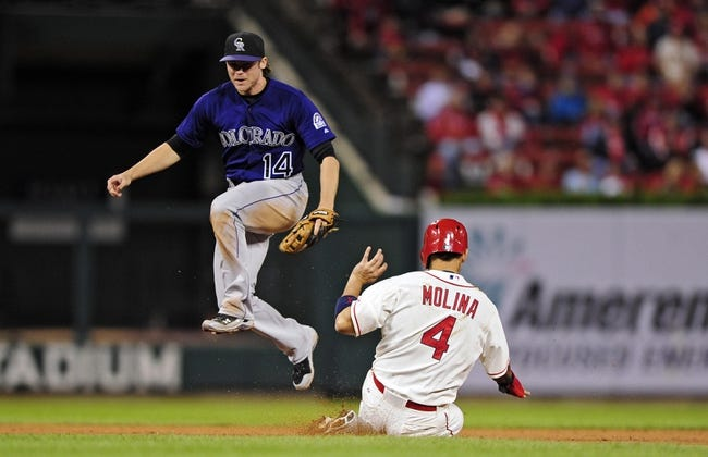 St. Louis Cardinals vs. Colorado Rockies 9/14/14 MLB Pick and Odds
