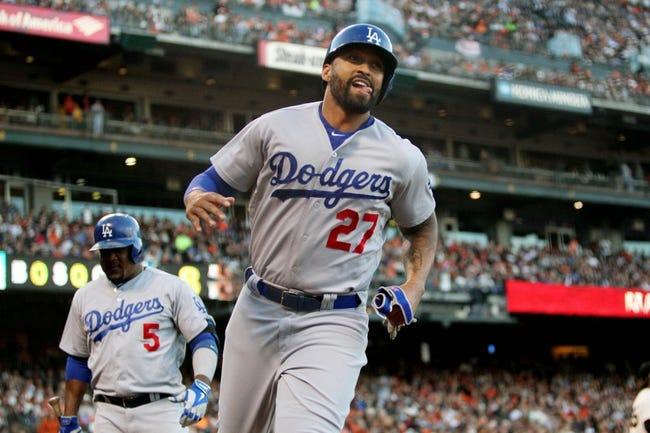 San Francisco Giants vs. Los Angeles Dodgers Pick-Odds-Prediction - 9/14/14