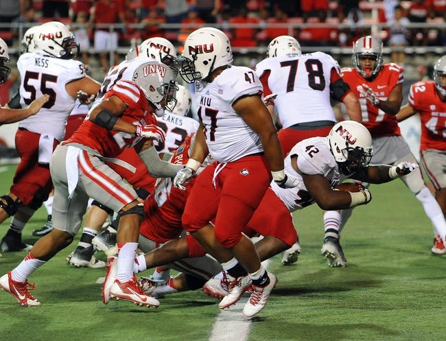 Ball State Cardinals vs. Northern Illinois Huskies - 11/5/14 College Football Pick, Odds, and Prediction