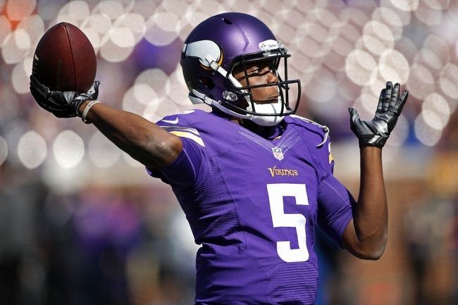 Minnesota Vikings vs. Atlanta Falcons Free Pick, Odds, Prediction 9/28/14