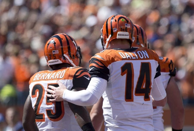 Cincinnati Bengals vs. Tennessee Titans Free Pick, Odds, Prediction 9/21/14