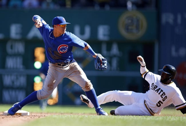 Pirates vs. Cubs - 4/20/15 MLB Pick, Odds, and Prediction
