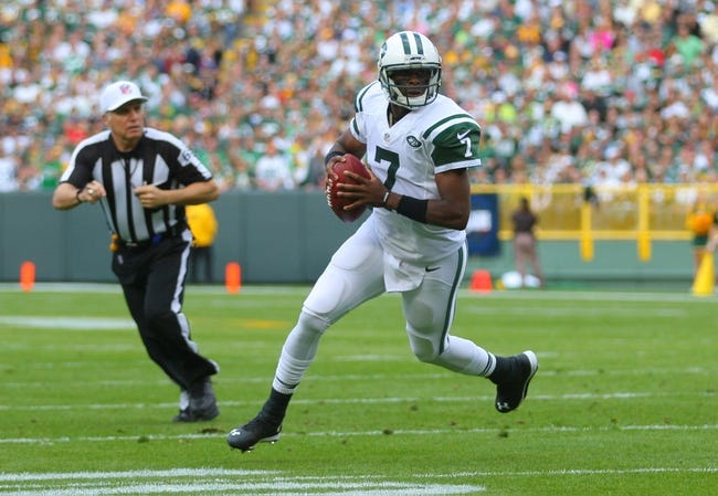 Chicago Bears at New York Jets 9/22/14 NFL Pick, Odds, Prediction