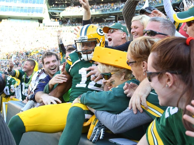 Packers vs. Patriots - 11/30/14 NFL Pick, Odds, and Prediction