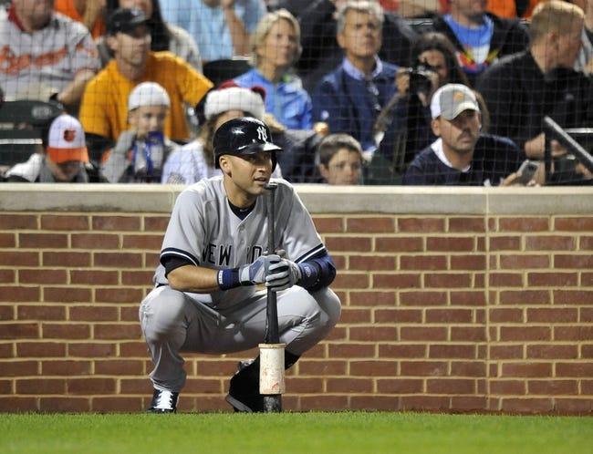 New York Yankees vs. Baltimore Orioles 9/22/14 MLB Pick, Odds, Prediction