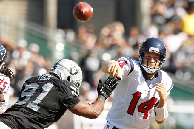 NFL News: Player News and Updates for 9/15/14