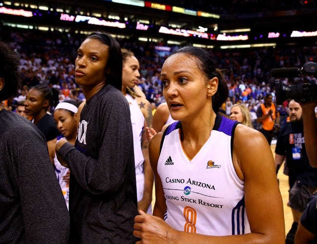 Connecticut Sun vs. Phoenix Mercury - 6/19/15 WNBA Pick, Odds, and Prediction