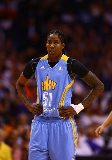 Tulsa Shock vs. Chicago Sky - 9/11/15 WNBA Pick, Odds, and Prediction