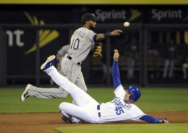 Kansas City Royals vs. Chicago White Sox MLB Pick, Odds, Prediction - 9/16/14