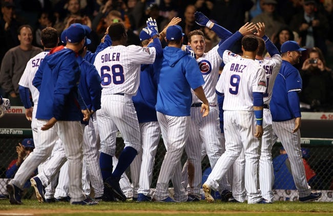 Chicago Cubs vs. Cincinnati Reds 9/17/14 MLB Pick and Odds