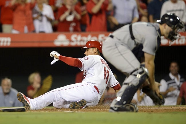 Los Angeles Angels vs. Seattle Mariners Pick-Odds-Prediction - 9/16/14