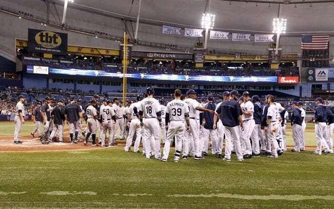 Tampa Bay Rays vs. New York Yankees 9/17/14 MLB Pick and Odds