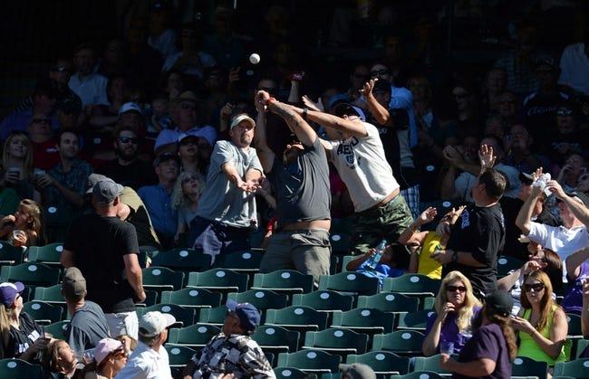 Los Angeles Dodgers vs. Colorado Rockies Pick-Odds-Prediction - 9/26/14