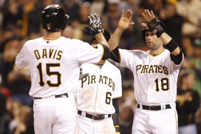 Pittsburgh Pirates vs. Boston Red Sox MLB Pick, Odds, Prediction 9/18/14