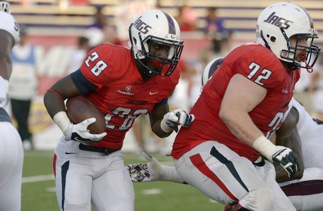 Idaho Vandals vs. South Alabama Jaguars Pick-Odds-Prediction - 9/27/14
