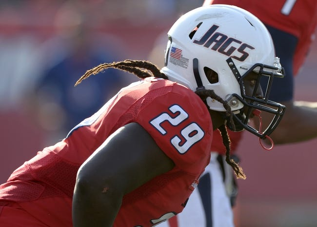 South Alabama Jaguars vs. Troy Trojans Pick-Odds-Prediction - 10/24/14