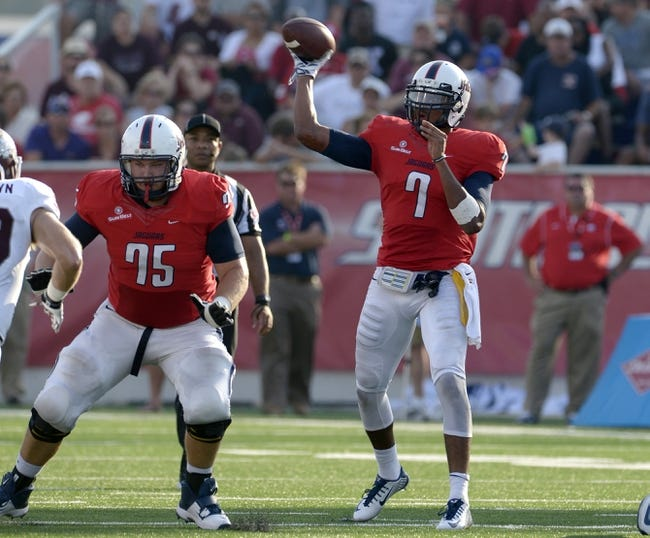 Appalachian State Mountaineers vs. South Alabama Jaguars Pick-Odds-Prediction - 10/4/14