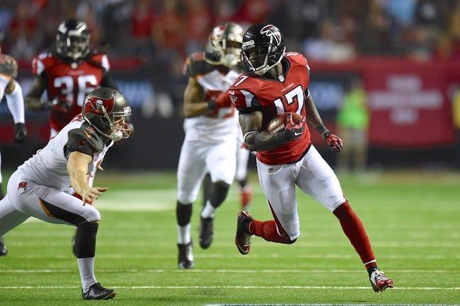 Tampa Bay Buccaneers at Atlanta Falcons 9/18/14 NFL Score, Recap, News and Notes