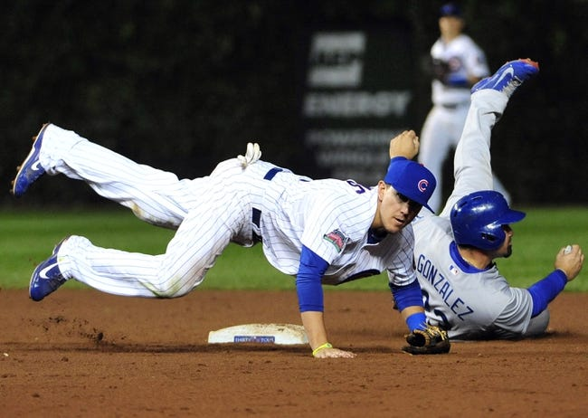 Chicago Cubs vs. Los Angeles Dodgers MLB Pick, Odds, Prediction - 9/19/14
