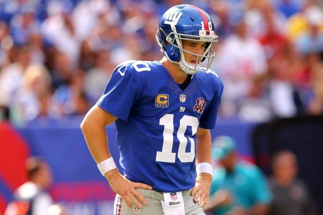 Houston Texans at New York Giants- 9/21/14