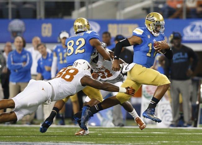 Arizona State Sun Devils vs. UCLA Bruins 9/25/14 College Football Pick, Odds, Prediction