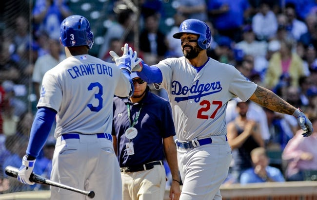 Chicago Cubs vs. Los Angeles Dodgers MLB Pick, Odds, Prediction - 9/20/14