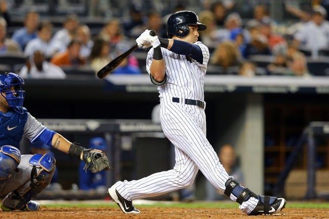 New York Yankees vs. Toronto Blue Jays MLB Pick, Odds, Prediction - 9/20/14