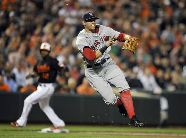 Baltimore Orioles vs. Boston Red Sox Pick-Odds-Prediction - 9/20/14