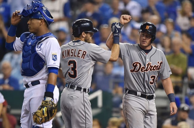 Kansas City Royals vs. Detroit Tigers MLB Pick, Odds, Prediction - 9/20/14
