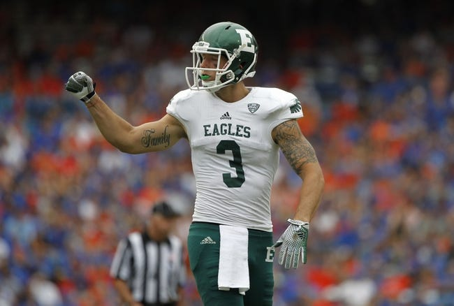 College Football Preview: The 2015 Eastern Michigan Eagles