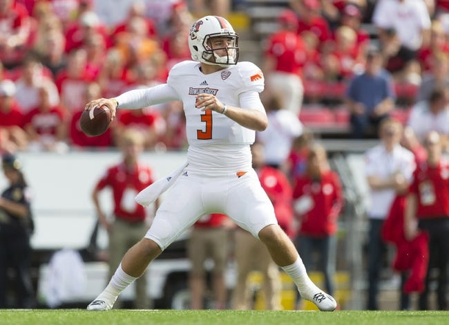 Bowling Green Falcons vs. Kent State Golden Flashes - 11/12/14 College Football Pick, Odds, and Prediction